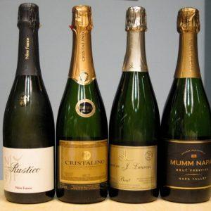 Chai đựng rượu Champagne 750ml