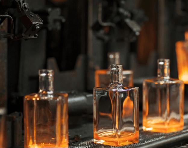 Quy trình sản xuất thủy tinh